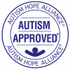 aha approved logo BLUE