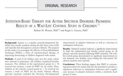 autism help, autism study